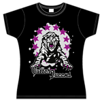 tiger shirt blk g
