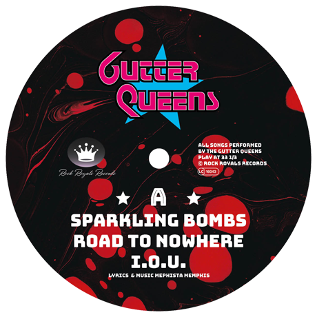 gutter queens iou label